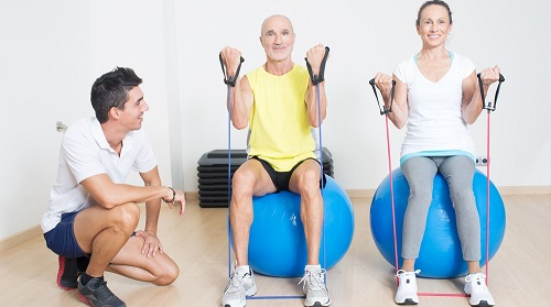 Strength Training Older adult