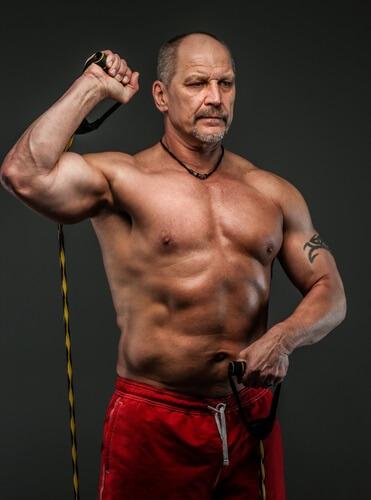 exercise halt muscle loss