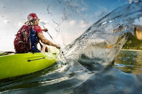 kayak fitness training