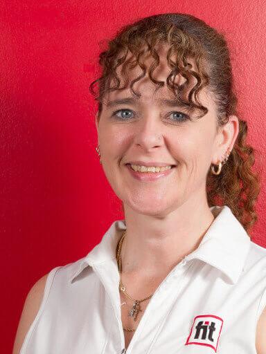 Cathie Glennon - Infofit