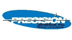 precision athletics logo